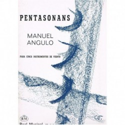 Angulo, Manu Pentasonans...