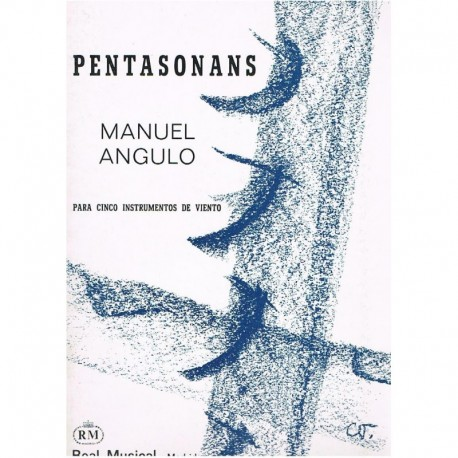 Angulo, Manu Pentasonans (Clarinete, Flauta, Trompa, Fagot, Oboe)