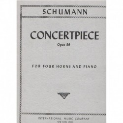 Schumann Pieza de Concierto...
