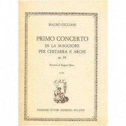 Giuliani, Ma Primo Concerto...
