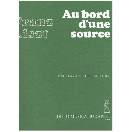 Liszt, Franz Al Borde de una Fuente