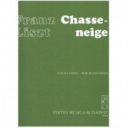 Liszt, Franz Chasse-Neige