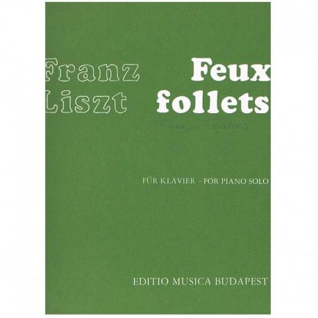 Liszt, Franz Fuegos Fatuos