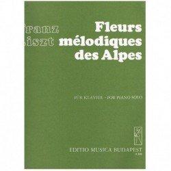 Liszt, Franz Fleurs...