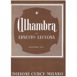 Lecuona, Ern Alhambra