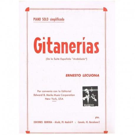 Lecuona, Ern Gitanerías