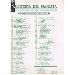 Mendelssohn La Hilandera...