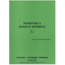 Martín Jaime Homenaje a Joaquín Rodrigo Op.32