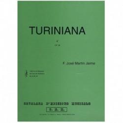 Martín Jaime Turiniana Op.26