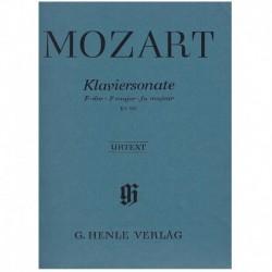Mozart. Sonata Nº6 Fa Mayor...