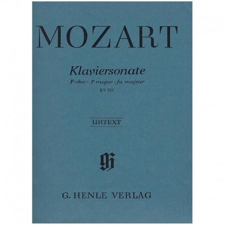 Mozart. Sonata Nº6 Fa Mayor KV.332