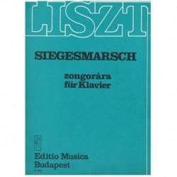 Liszt, Franz Siegesmarsch