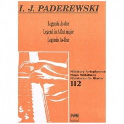 Paderewski Leyenda en Lab...