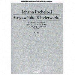 Pachelbel, J Piezas...