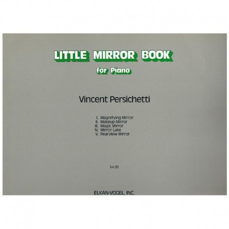 Persichetti, Little Mirror Book