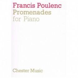 Poulenc, Fra Promenades