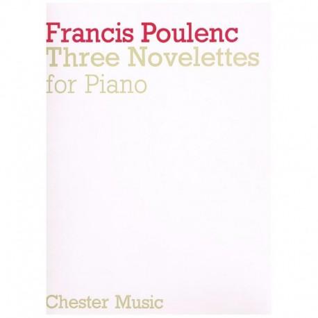 Poulenc, Fra 3 Noveletas