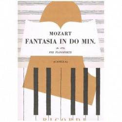 Mozart. Fantasia Dom K475