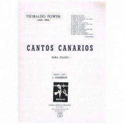 Power, Teoba Cantos Canarios