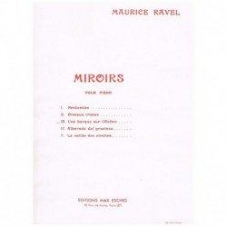 Ravel, Mauri Miroirs Nº3...