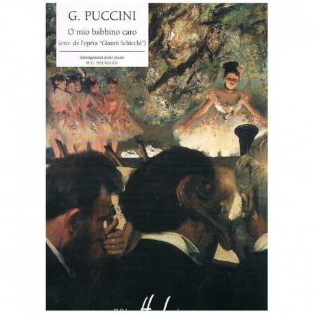 """Puccini, Gia O Mio Babino Caro (de Gianni Schicchi)"""""""""""