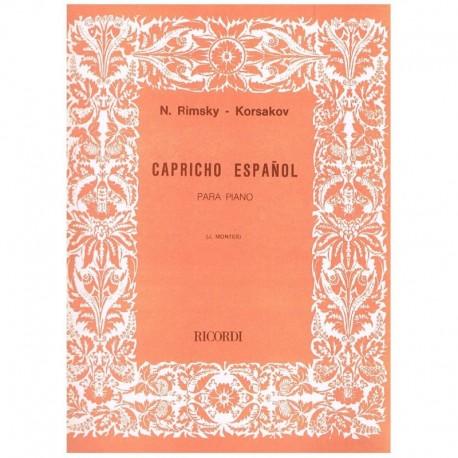 Rimsky Korsa Capricho Español Op.34