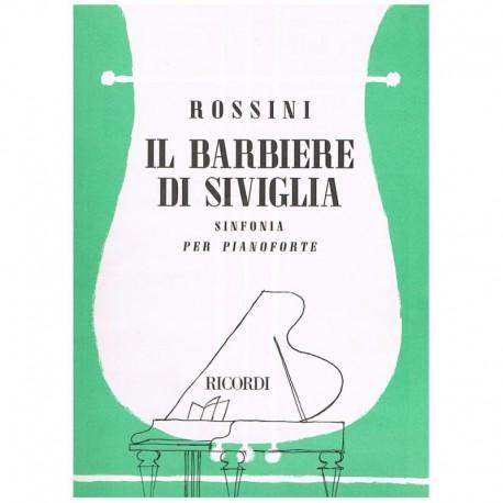 Rossini, Gio El Barbero de Sevilla (Sinfonía)