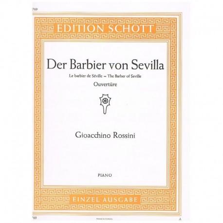 Rossini, Gio El Barbero de Sevilla (Obertura)