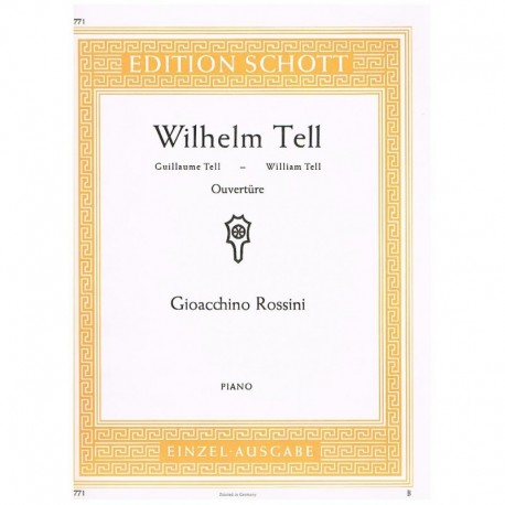 Rossini, Gio Guillermo Tell (Obertura)