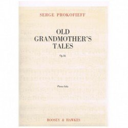 Prokofiev Old Grandmother's...