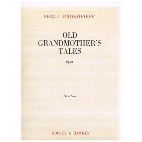 Prokofiev Old Grandmother's Tales Op.31
