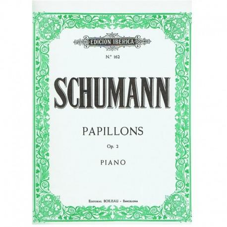Schumann Papillons Op.2
