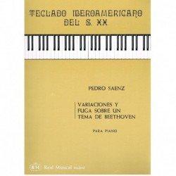 Saenz, Pedro Variaciones y...