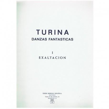 Turina Danzas Fantasticas I. Exaltación