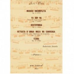 Soutelo. Ars Viva. Piezas Op.4,7,8,11,14