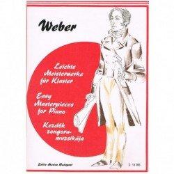 Weber Piezas Fáciles para...