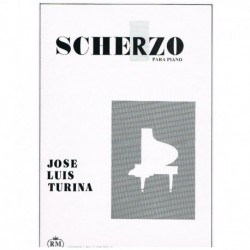 Turina j.l. Scherzo