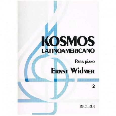 Widmer, Erns Kosmos Latinoamericano Vol.2