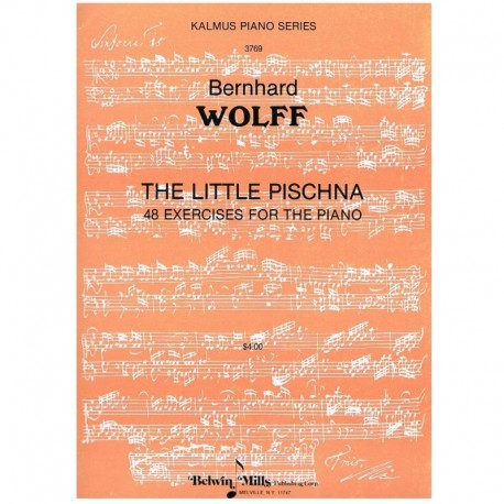 Wolff The Little Pischna (48 Ejercicios)