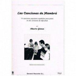 Gómez, Alber Las Canciones...