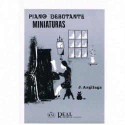 Argilaga, J. Piano...