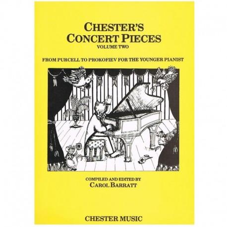 Barrat, Caro Chester's Concert Pieces Nº2