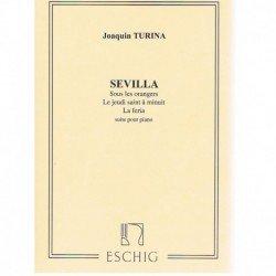 Turina. Sevilla (Suite para...