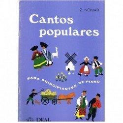 Nomar, Z. Cantos Populares...