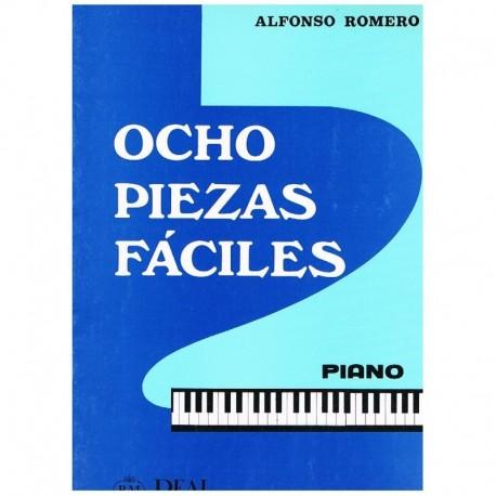 Romero, Alfo Piezas para Niños Vol.1