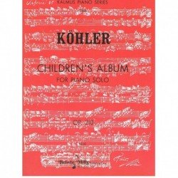 Kohler Children's Album Op.210