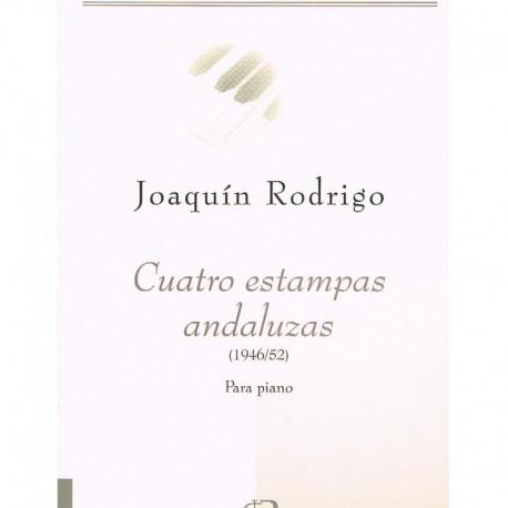 Rodrigo, Joa 4 Estampas Andaluzas