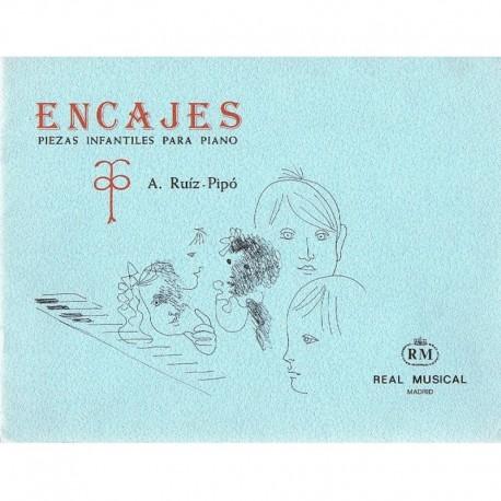 Ruiz-Pipó, A Encajes. Piezas Infantiles