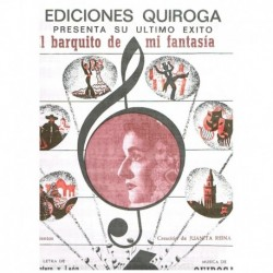 Quintero y L El Barquito de Mi Fantasía (Tientos)