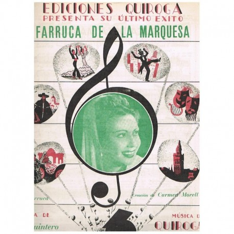 Quintero y L Farruca de la Marquesa (Farruca)